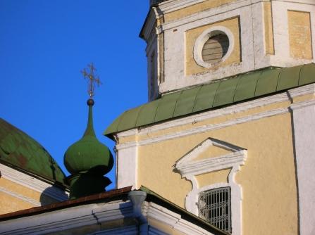 Former church, current planetarium, Vladimir, Russia