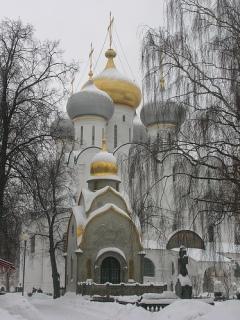 Novodevichy Monastery