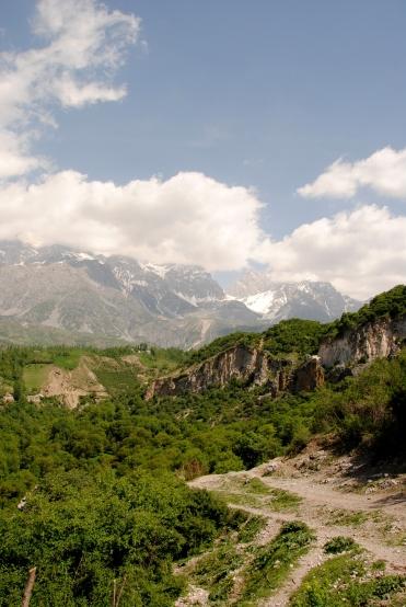 Arslanbob, 2013