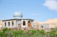 Mosque, Barbulak, 2013