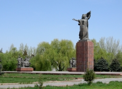 Bishkek, 2008