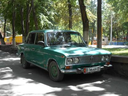 Moskvich, Bishkek, 2013