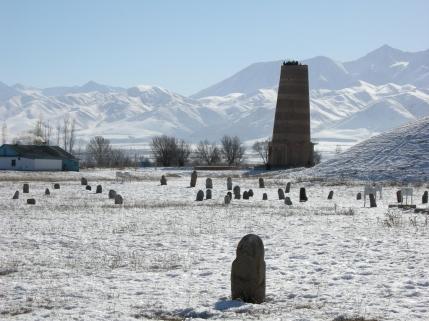 Burana Tower, 2008