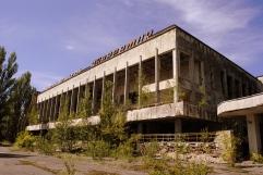 Pripyat, Palace of Culture, 2011