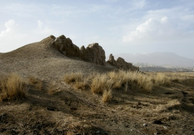 Ruins, Koshoy Korgon, 2008