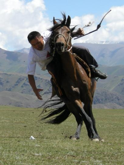 Demo Horse Games, Sarala-Saz Jailoo, 2008