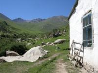 Jailoo near Kul-Tor, 2008