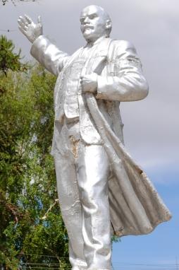 Lenin, Kochkor, 2013