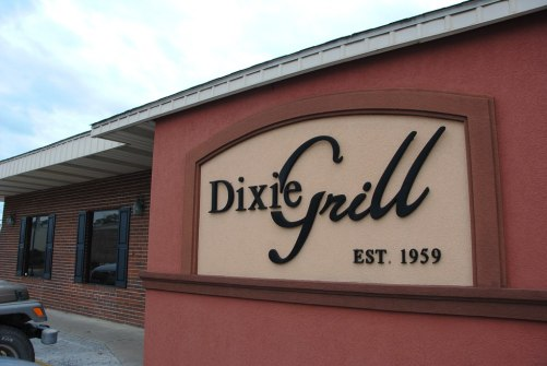 Dixie Grill in Live Oak